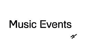 musique event agency